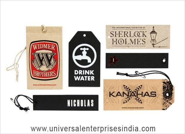 Barcode Labels, Stickers, Garment Hang Tags label manufacturers in